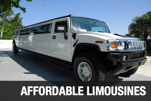 affordable limo service Cincinnati