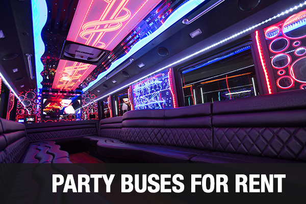party buses Cincinnati
